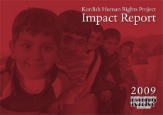Kurdish Human Rights Project: Impact Report 2009