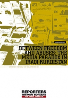 The Media Paradox in Iraqi Kurdistan