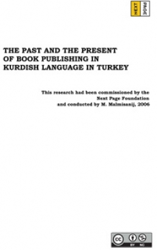 The Past and The Present of Book Publishing in Kurdish Language in Turkey