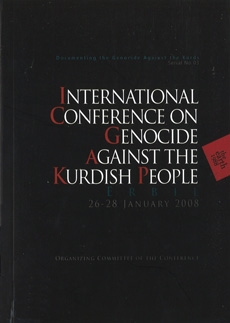 International Conference on Genocide Against the Kurdish People