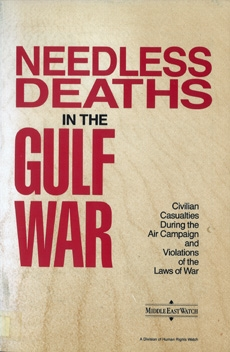 Needless Deaths in the Gulf War