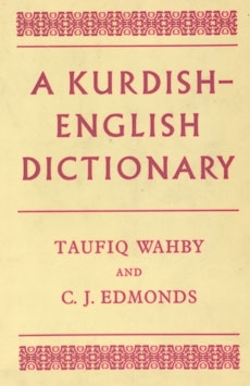 A Kurdish-English Dictionary