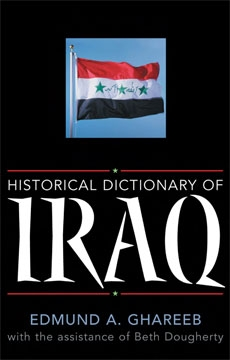 Historical Dictionary of Iraq