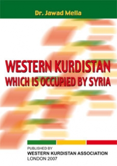 Western Kurdistan which is occupied by Syria