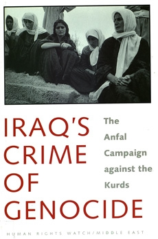 Iraq's crime of genocide, the Anfal campaign against the Kurds